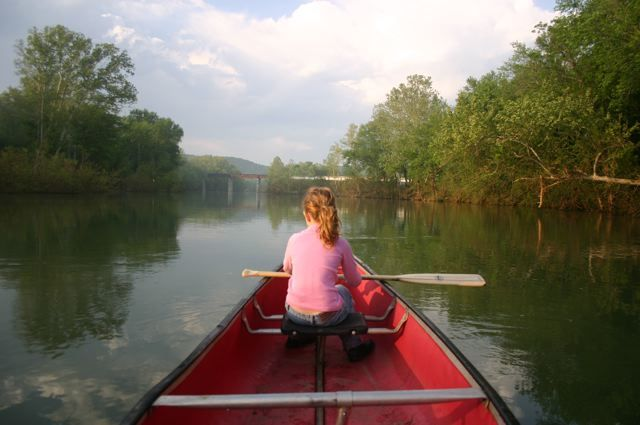 James River, Galena