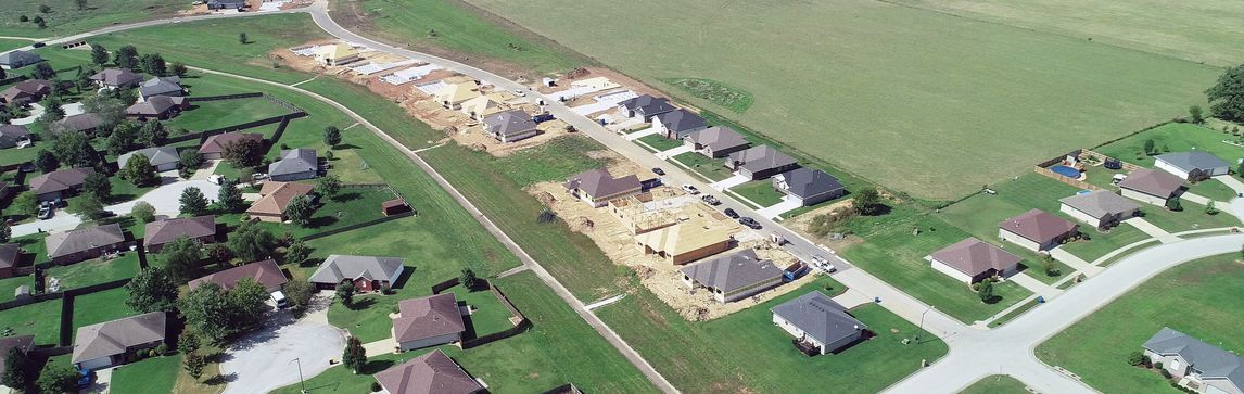 River Pointe Subdivision Header Image