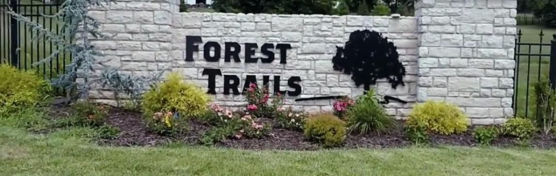Forest Trails Header Image