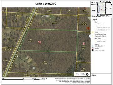 Tbd State Rd K Long Lane, MO 65590 - Image 1