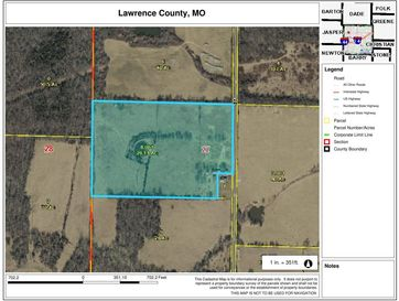 Tbd Lawrence 1040 La Russell, MO 64848 - Image