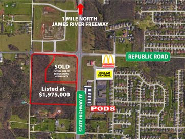 0 West Republic Road Springfield, MO 65810 - Image