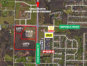 0 West Republic Road Springfield, MO 65810 - Image