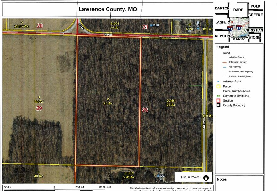 Parcel 2 Lawrence 2050 Miller, MO 65707 - Photo 4