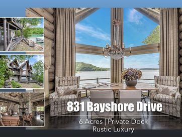 831 Bayshore Drive Eureka Springs, MO 72631 - Image 1