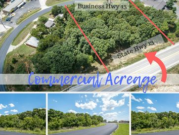 1.87 Acres Business 13 Highway Branson West, MO 65737 - Image 1