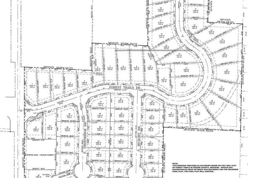 738 South Thornridge Drive Lot 50 Springfield, MO 65809 - Photo 4