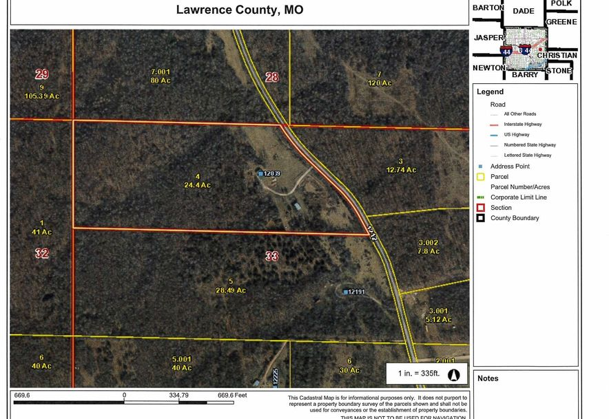 12039 Lawrence 1212 Mt Vernon, MO 65712 - Photo 33