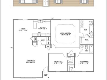 280 Timber Wolf Road Hollister, MO 65672 - Image 1