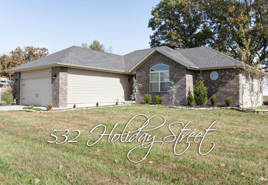 532 Holiday Street Highlandville, MO 65669 - Photo 1