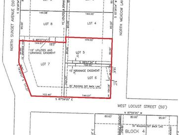 Lot 5,6,&7 Block 3 Russell Subdivision Bolivar, MO 65613 - Image