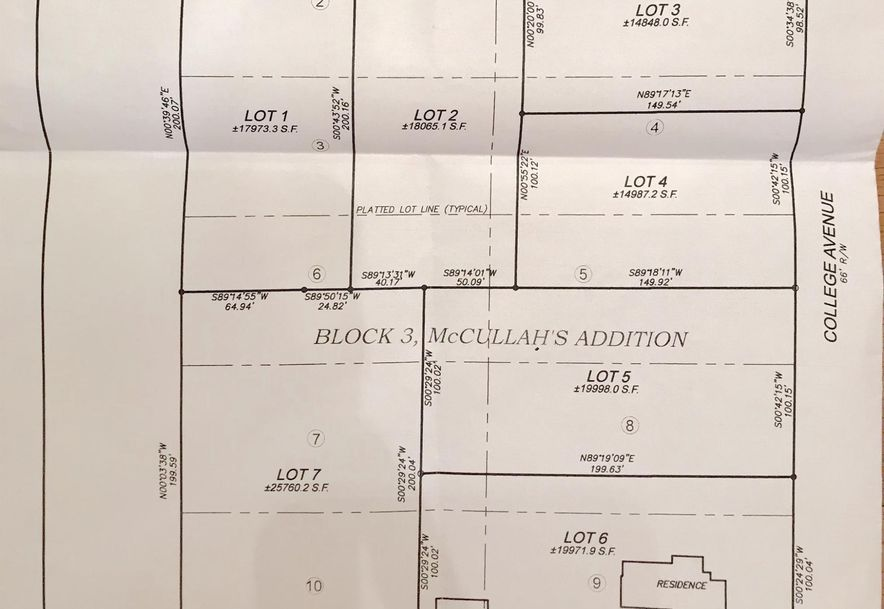Lots 1,2,3,4,5 &7 Of Mccullah'S Add Marionville, MO 65705 - Photo 1