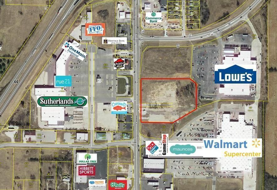 1700 South Jefferson/Walmart-Lowes Entry Lebanon, MO 65536 - Photo 1
