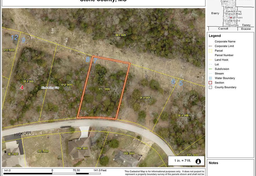 Lot 7 Hickory Drive Kimberling City, MO 65686 - Photo 1