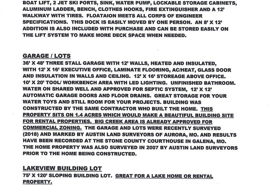 72 Herland W/Shop Building Lane Shell Knob, MO 65747 - Photo 12