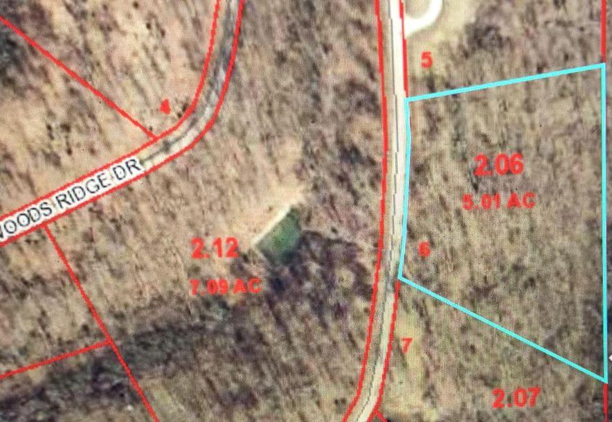 Lot 6 Woods Ridge Drive Highlandville, MO 65669 - Photo 5