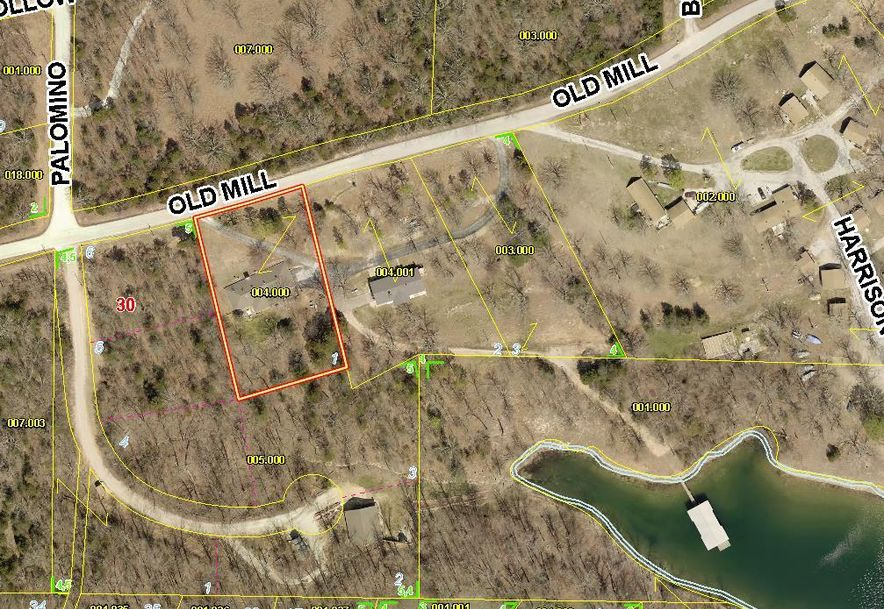 398 Old Mill Road Lampe, MO 65681 - Photo 2