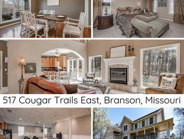 517 Cougar Trail Branson, MO 65616 - Image 1