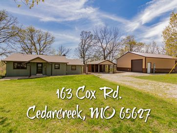 163 Cox Road Cedar Creek, MO 65627 - Image 1