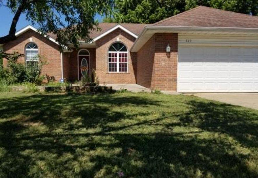 829 Pershing Street Willard, MO 65781 - Photo 1