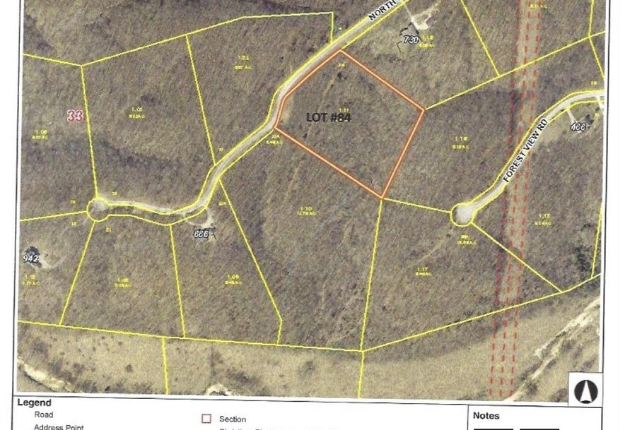 Lot # 84 North Woods Road Rogersville, MO 65742 - Photo 5