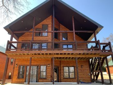 26 Cave Lane Cabin 5 Indian Point, MO 65616 - Image