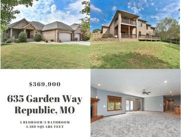 635 South Garden Way Republic, MO 65738 - Image 1