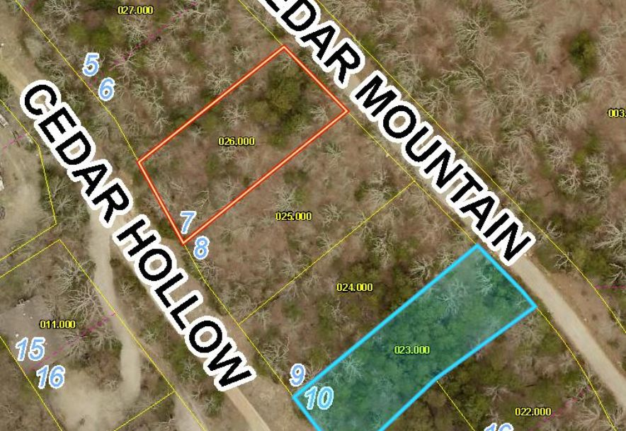 Tbd Cedar Mountian Road Galena, MO 65656 - Photo 5