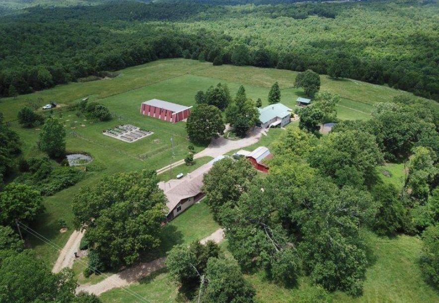 545 & 496 County Road 345 Caulfield, MO 65626 - Photo 1