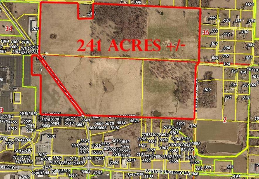 6201 North Farmer Branch Road Ozark, MO 65721 - Photo 1