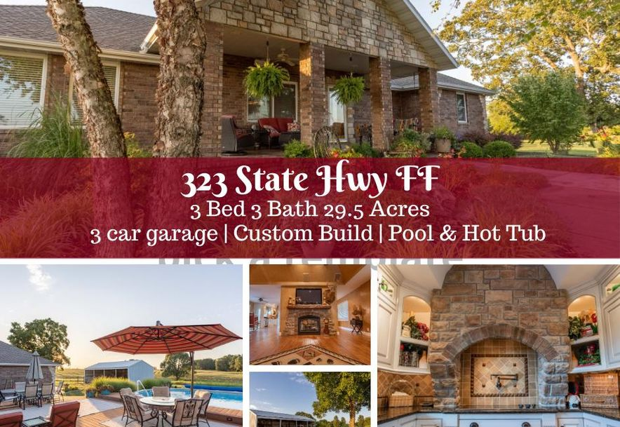 323 State Hwy Ff Galena, MO 65656 - Photo 1
