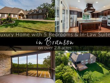 558 Meadow Lane Branson, MO 65616 - Image 1