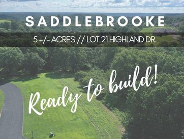 000 Highland Drive Lot 21 Saddlebrooke, MO 65630 - Image 1