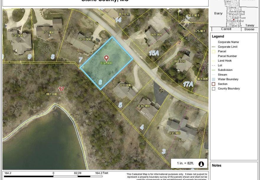 316 Lakefront Circle Kimberling City, MO 65686 - Photo 50