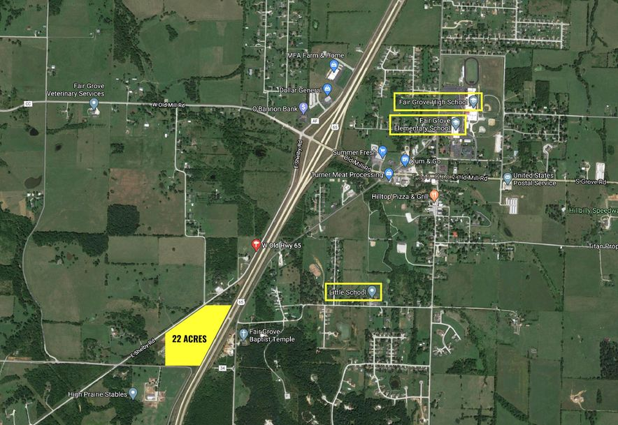 0 North Old Highway 65 Fair Grove, MO 65648 - Photo 2